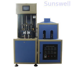 Fully automatic Stretch Blow Molding Machine with 4 cavities make for juice, vitamin drink